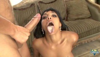 glamorous brunette seducing and hav more at slurpjp com