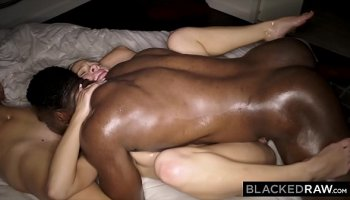 black4k unexpected interracial sex of punished teen