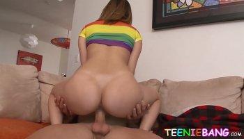 Fake tits housewife Jasmine Jae seduces her husband's best friend