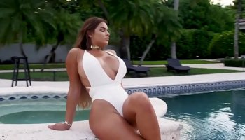 gorgeous russian language tutor kira queen fucks during a lesson