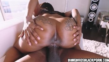 Black headmaster is ready for a relaxing massage and deep fucked