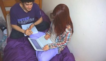 ocean pearl uses her ebony pussy to make her stepdad pay for ivy league college