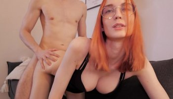 Rich English gentleman fucks his beautiful Russian maid Kira Queen
